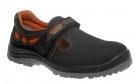 Bezpečnostní sandál BENNON LUX S1, s ocelovou špicí