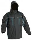 Zimní nepromokavá bunda NYALA černá, s kapucí