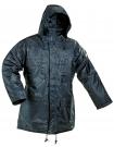 Zimní nepromokavá bunda ATLAS modrá, s podlepenými švy