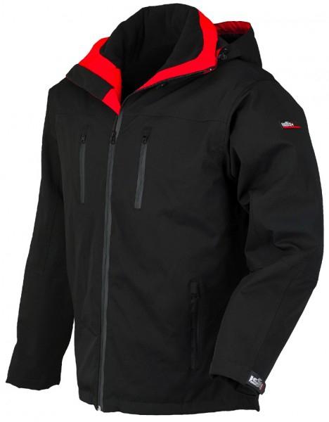 Zimní softshelová bunda FOXY, extra zateplená jen 1 ks vel. XL