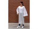 Jednorázový plášť - bílý - FATRA