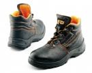 Bezpečnostní obuv S1 PANDA ERGON ALFA, na PU/PU podešvi  vel.47 jen 1 pár